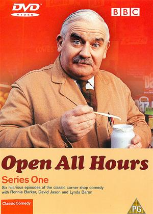 Rent Open All Hours: Series 1 Online DVD Rental