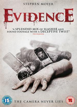 Evidence Online DVD Rental