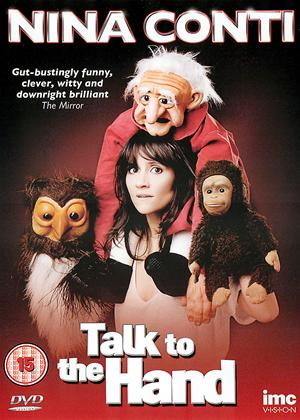 Nina Conti: Talk to the Hand Online DVD Rental