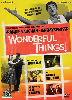 Rent Wonderful Things! Online DVD Rental