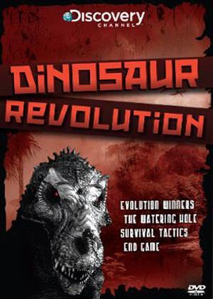 Dinosaur Revolution Online DVD Rental
