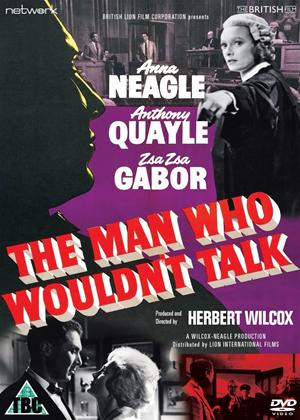 Rent The Man Who Wouldn't Talk Online DVD Rental