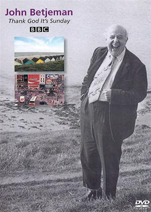 John Betjeman: Thank God It's Sunday Online DVD Rental