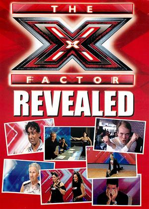 X Factor: Revealed Online DVD Rental