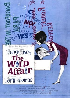 The Wild Affair Online DVD Rental