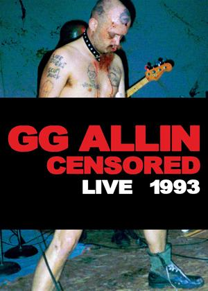 GG Allin: (Un)Censored: Live 1993 Online DVD Rental