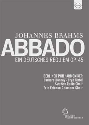 Berliner Philharmoniker: Ein Deutsches Requiem Online DVD Rental