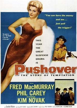 Rent Pushover Online DVD Rental