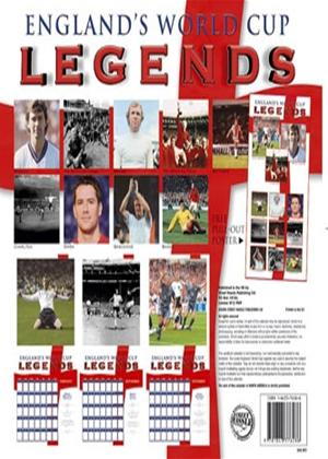 World Cup Legends: England Online DVD Rental