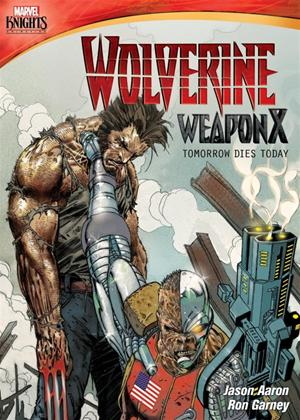 Rent Wolverine: Weapon X: Tomorrow Dies Today Online DVD Rental