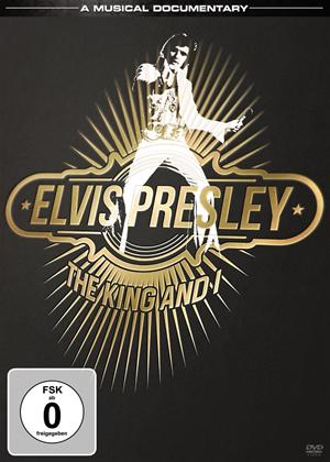 Rent Elvis Presley: The King and I Online DVD Rental