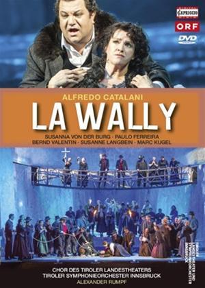 Rent La Wally: Tiroler Landestheater Innsbruck (Rumpf) Online DVD Rental