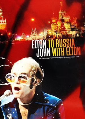 Elton John: To Russia with Elton Online DVD Rental