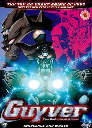 Guyver: The Bioboosted Armour: Vol.4 Online DVD Rental