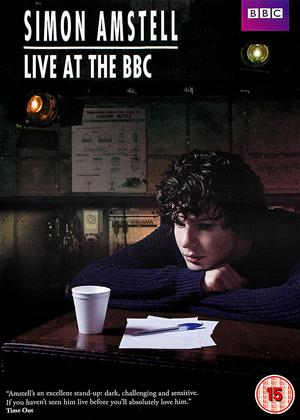 Simon Amstell: Live at the BBC Online DVD Rental