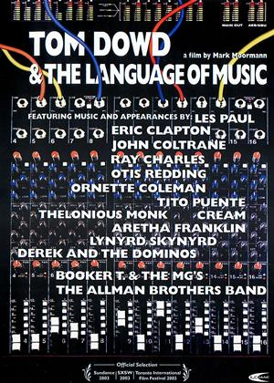 Tom Dowd and the Language of Music Online DVD Rental