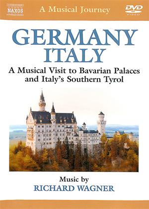 Rent A Musical Journey: Germany / Italy: Bavarian Palaces and Italy's Southern Tyrol Online DVD Rental