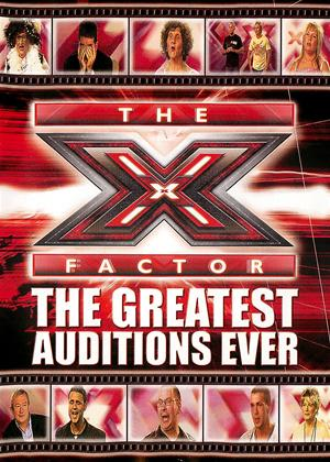 The X Factor: The Greatest Auditions Ever Online DVD Rental