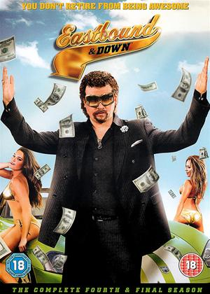 Rent Eastbound and Down: Series 4 Online DVD Rental