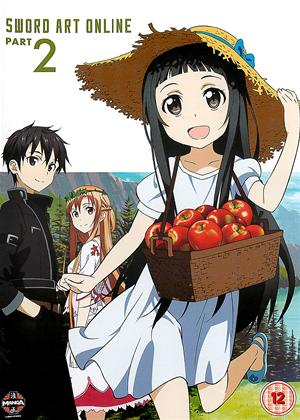 Sword Art Online: Series 1: Part 2 Online DVD Rental