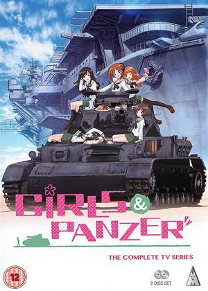 Girls Und Panzer Online DVD Rental