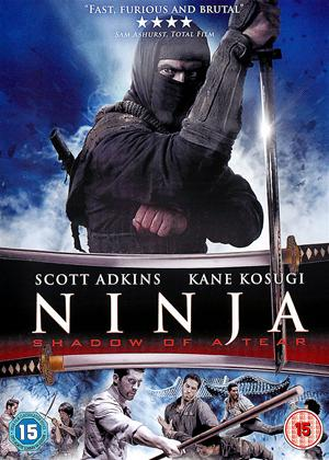 Rent Ninja: Shadow of a Tear (aka Ninja 2) Online DVD Rental