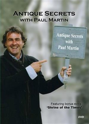 Antique Secrets with Paul Martin Online DVD Rental