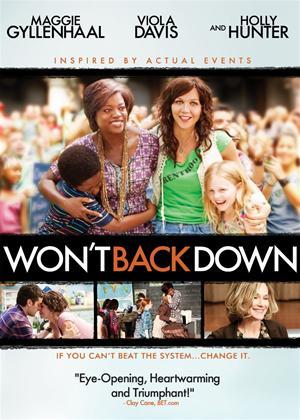 Won't Back Down Online DVD Rental