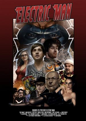 Electric Man Online DVD Rental