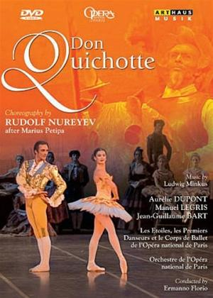 Rent Don Quixote: Opera National de Paris Online DVD Rental