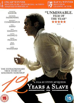 12 Years a Slave Online DVD Rental