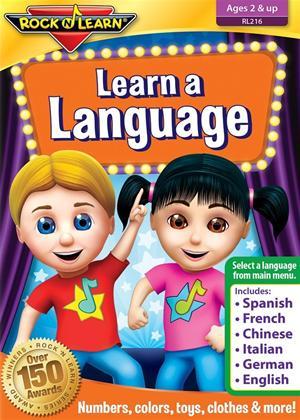 Learn a Language Online DVD Rental
