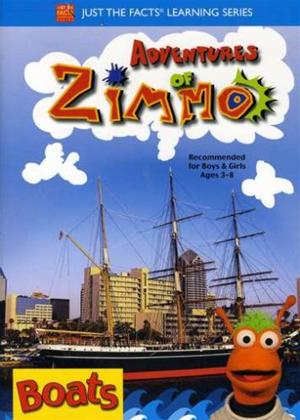 Just the Facts: Adventures of Zimmo: Boats Online DVD Rental