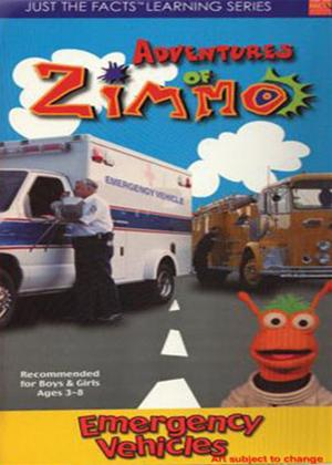 Just the Facts: Adventures of Zimmo: Emergency Vehicles Online DVD Rental