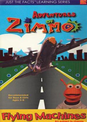 Just the Facts: Adventures of Zimmo: Flying Machines Online DVD Rental
