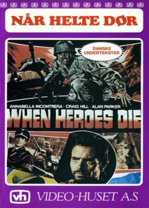 When Heroes Die Online DVD Rental