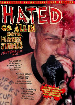 Hated: GG Allin and the Murder Junkies Online DVD Rental