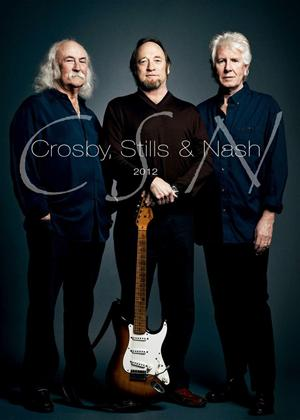Crosby, Stills and Nash: 2012 Online DVD Rental