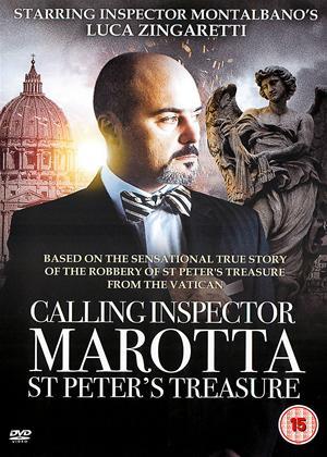 Calling Inspector Marotta: St Peter's Treasure Online DVD Rental