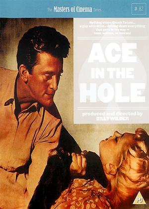 Rent Ace in the Hole (aka The Big Carnival) Online DVD Rental