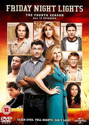 Friday Night Lights: Series 4 Online DVD Rental