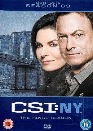CSI New York: Series 9 Online DVD Rental
