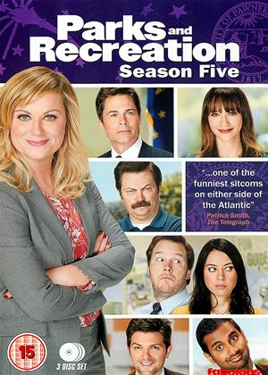 Parks and Recreation: Series 5 Online DVD Rental