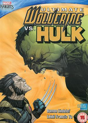 Ultimate Wolverine vs. Hulk Online DVD Rental