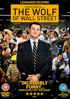 The Wolf of Wall Street Online DVD Rental