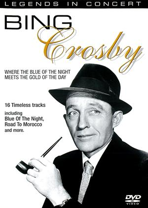Bing Crosby: Legends in Concert Online DVD Rental