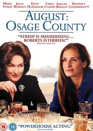 August: Osage County Online DVD Rental
