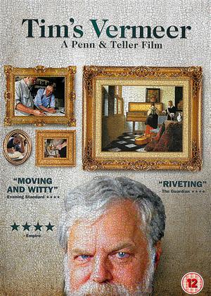 Tim's Vermeer Online DVD Rental