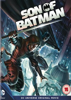 Son of Batman Online DVD Rental