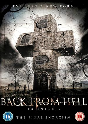 Back from Hell Online DVD Rental